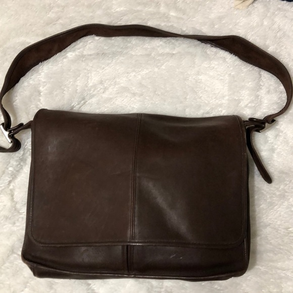 462194647318 Coach Other - COACH Men s Leather Messenger Bag